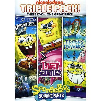 Last Stand/Triton's Revenge/Viking Sized Adventure [DVD] USA import