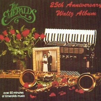 Smaragder - 25 Ann. Waltz Album [CD] USA importerer