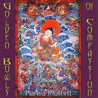 Karma Moffett - Golden Bowls of Compassion [CD] USA import
