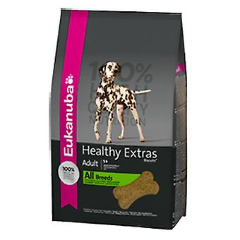 Eukanuba Healthy Extras Biscuits for Adult Dogs (Dogs , Treats , Biscuits)