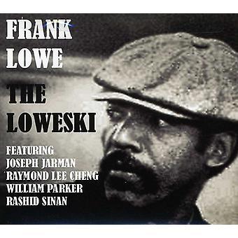 Frank Lowe - Loweski [CD] USA import