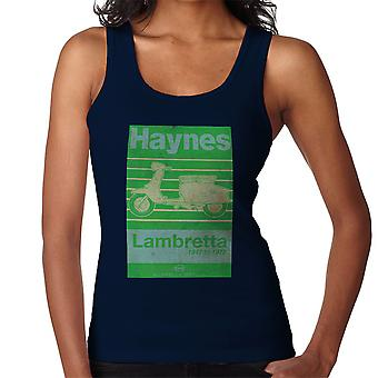 Haynes Owners Workshop Manual Lambretta 47 To 72 Distressed Women's Vest