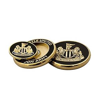 Newcastle United Ball Marker Duo