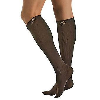 Solidea Active Energy Sports Compression Socks [Style 440A5] Antracite (Dark Grey)  XXL