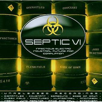 Septisk VI - septisk VI [CD] USA importerer