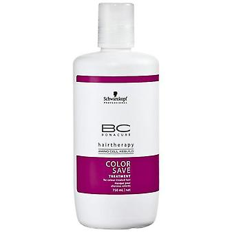 Schwarzkopf Professional Bc Color Save Treatment