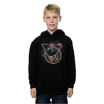 Marvel Boys Guardians of the Galaxy Neon Ego Hoodie