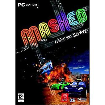 Mosede: Drive at overleve (PC CD) (brugt)