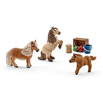 Schleich Familia Shetty Mini (Toys , Dolls And Accesories , Miniature Toys , Animals)