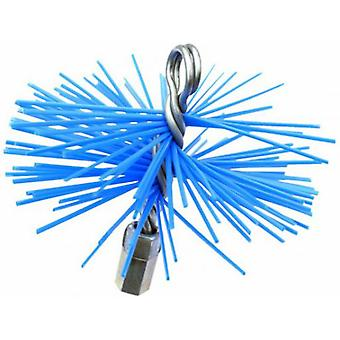 OkFuego Nylon Hedgehog 200mm 50258 (tuin, barbecue, schoonmaak)