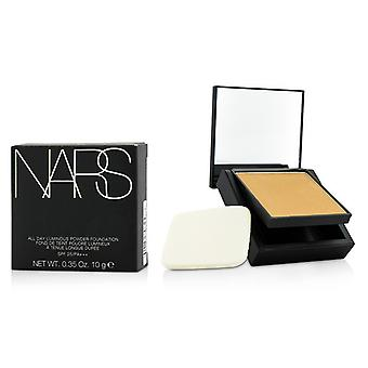 NARS All Day Luminous Powder Foundation SPF25 - Santa Fe (Medium 2 Medium with peachy undertones) 12g/0.42oz
