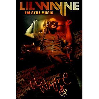 Lil Wayne Music Poster Poster Print