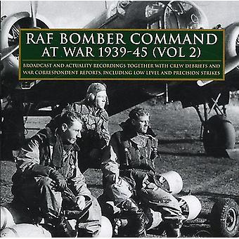 Bomber Command i krig - Vol. 2-Bomber Command i krigen [CD] USA import