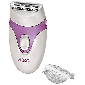 Female shaving AEG LS5652 Lila
