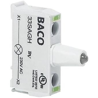 BACO 224270 BA33SAWH LED Element For Empty Housing