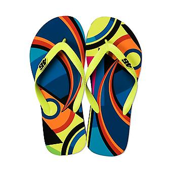 Valentino Rossi VR46 Sun And Moon Flip Flops 201843/44