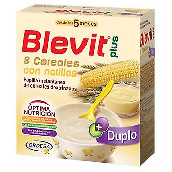 Blevit Cereal 8 Plus Duplo and Custard (Childhood , Healthy diet , Cereals)
