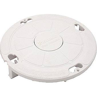 Pentair 85007400 Lock Down Lid for Admiral Pool & Spa Skimmer - White