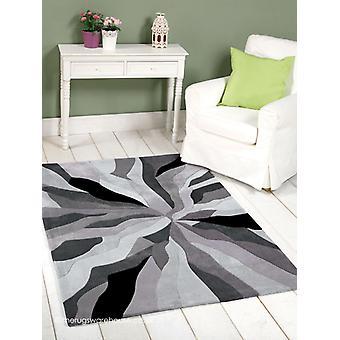 Splinter grå matta