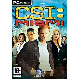 CSI : Miami (PC)
