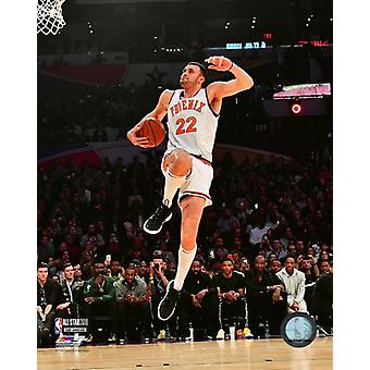 Larry Nance Slam Dunk Contest 2018 NBA All-Star Game Photo Print