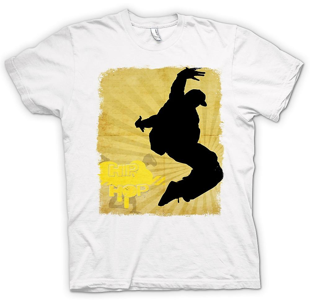 Womens T-shirt - HipHop - Breakdance