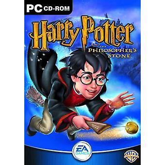 Harry Potter och vises sten [PC CD]