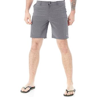 Animal Dark Charcoal Marl Hugo - 19 Inch Hybrid Walkshorts