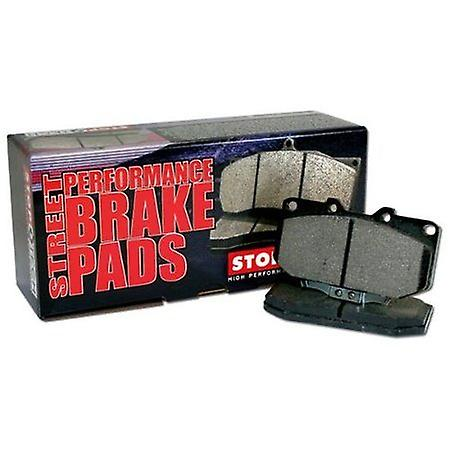 StopTech 309.11230 Sport Brake Pad with Shims and Hardware, 5 Pack