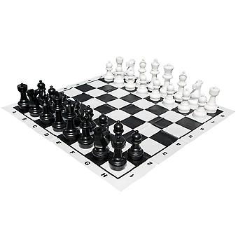 Garden Chess Set - Large Edition