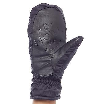 Howl Black Daily Snowboarding Mittens