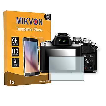 Olympus OM-D E-M10 Mark II Screen Protector - Mikvon flexible Tempered Glass 9H (Retail Package with accessories)