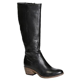Western knee high boots for women Handmade in Italy