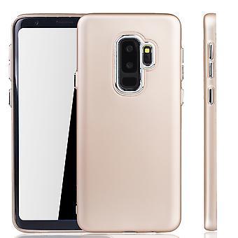 Samsung Galaxy S9 mais caso - caso de telefone celular para Samsung Galaxy S9 plus - caso móvel em ouro