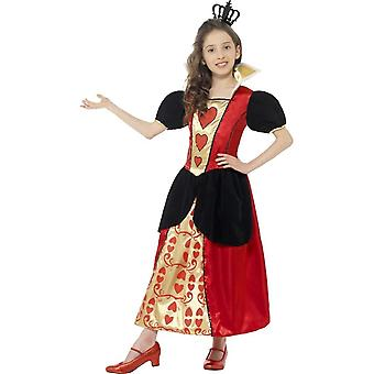 Miss Hearts Costume, Small Age 4-6