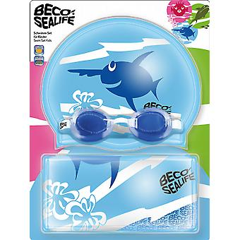 BECO Sealife Swimming Set - Blue