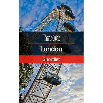 Time Out London Shortlist - Travel Guide by Time Out - 9781780592572 B