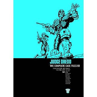 Judge Dredd - v. 8 - Complete Case Files by John Wagner - Alan Grant -
