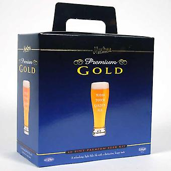 Toque de Midas Golden Ale
