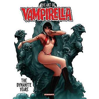 Art of Vampirella - The Dynamite Years by J. Scott Campbell - Alex Ros