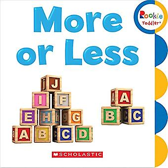 More or Less (Rookie Toddler)