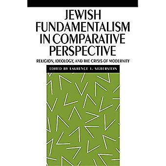 Jødiske fundamentalisme i komparativt perspektiv: Religion, ideologi og krisen om moral