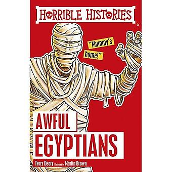 Terribles égyptiens (Horrible Histories)