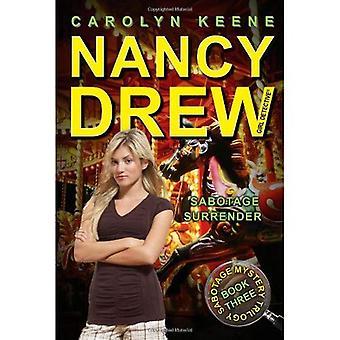 Abandon de sabotage: Livre III dans la trilogie de mystère de Sabotage (série détective Nancy Drew (tout nouveau)-Girl #44)