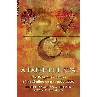 A Faithful Sea: The Religious Cultures of the Mediterranean, 1200-1700