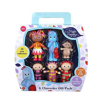 In the Night Garden 1648 6 Figurine Character Gift Pack