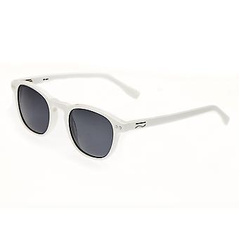 Simplify Walker Polarized Sunglasses - White/Black