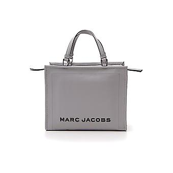 Marc Jacobs Grey Leather Handbag