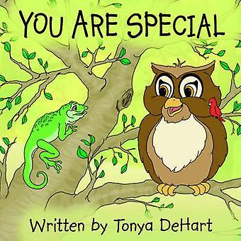 Du er speciel ved at DeHart & Tonya