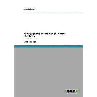 Pdagogische Beratung. Ein Kurzer Berblick von Peignois & Nina